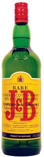 J & B Scotch Rare 750ml